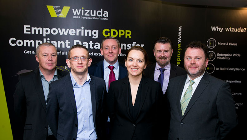 Wizuda Senior Management Team attend DPO conference dublin 2016