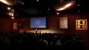 Zero Day Conference 2017 in the Convention Centre, Dublin