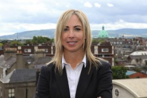 Helen Dixon, the Data Protection Commissioner of Ireland