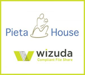 Wizuda implement our Compliant File Share software at Pieta House