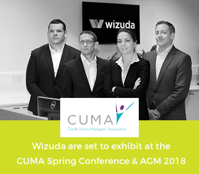 Wizuda are set to exhibit at the CUMA Spring Conference & AGM 2018