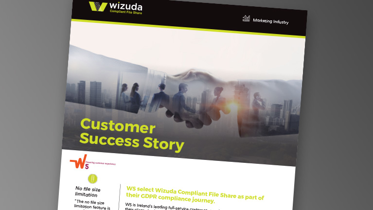 W5 Marketing Customer Success Story