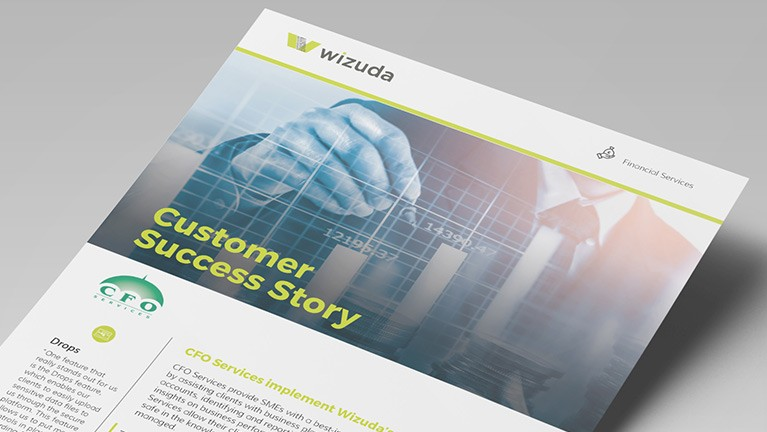 Outsourced financial services organisation implement Wizuda compliant file sharing software